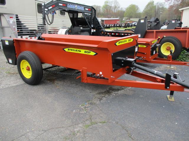 2020 Pequea 80 PTO Manure Spreader Farm / Ranch