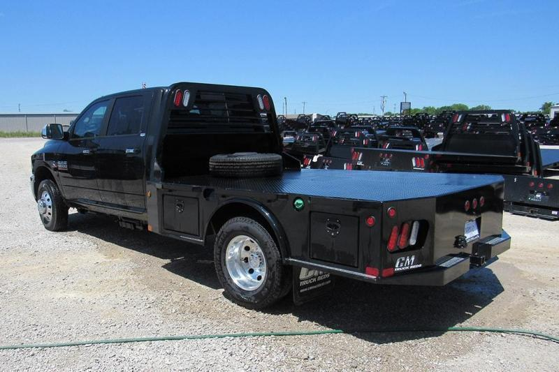 """CM SK2 Truck Bed  FITS: FORD/RAM 84"""" CA CAB & CHASSIS"""