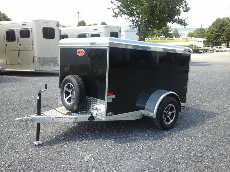 2019 Sundowner 5' x 8' Mini Go Enclosed Cargo Trailer