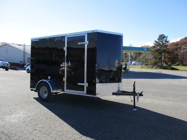 2019 Continental Cargo 6 x 10 Enclosed Cargo Trailer