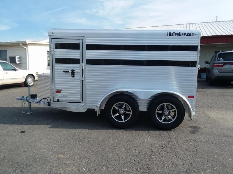 2018 Sundowner 10' Mini Stock Livestock Trailer