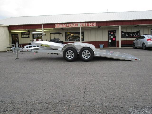2019 Aluma 8218H Tilt Car / Racing Trailer