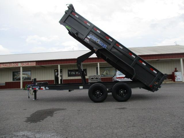 2020 Load Trail 83 x 16 Dump Trailer