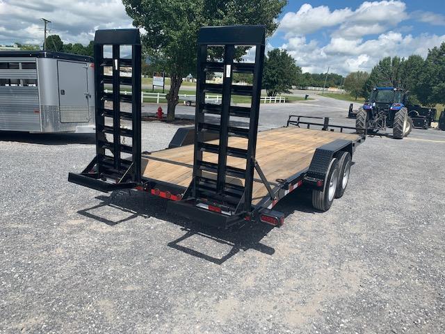 2021 Load Trail 83x22 TA Carhauler Utility Trailer