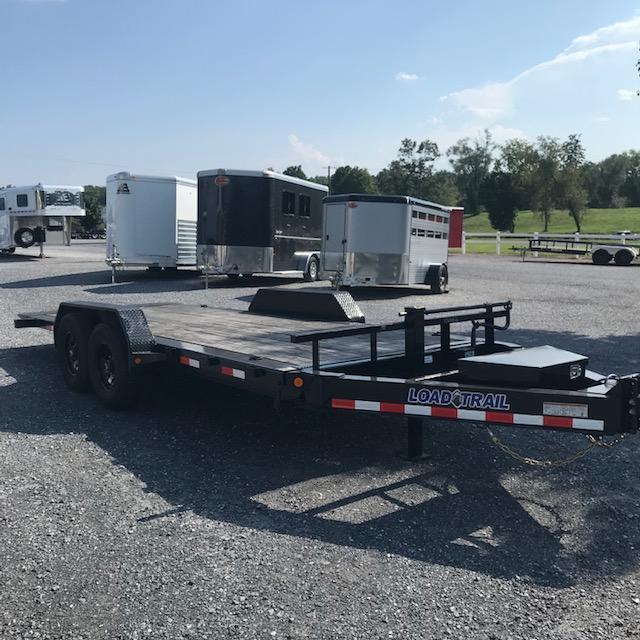 2020 Load Trail 83in x 18ft Tilt Utility Trailer