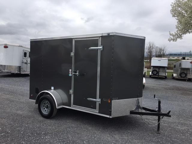 2021 Continental Cargo 6x10 SA Enclosed Cargo Trailer