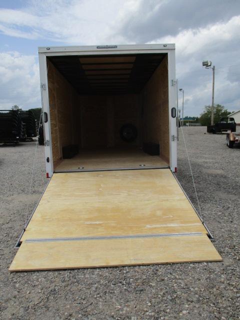 2022 Continental Cargo 8.5 x 20 Enclosed Cargo Trailer