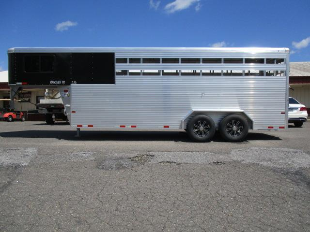 2021 Sundowner Trailers 20' Rancher TR Livestock Trailer