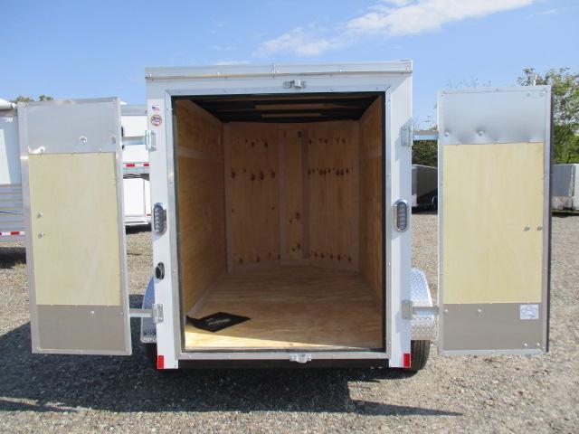 2021 Continental Cargo GANS58SA Enclosed Cargo Trailer