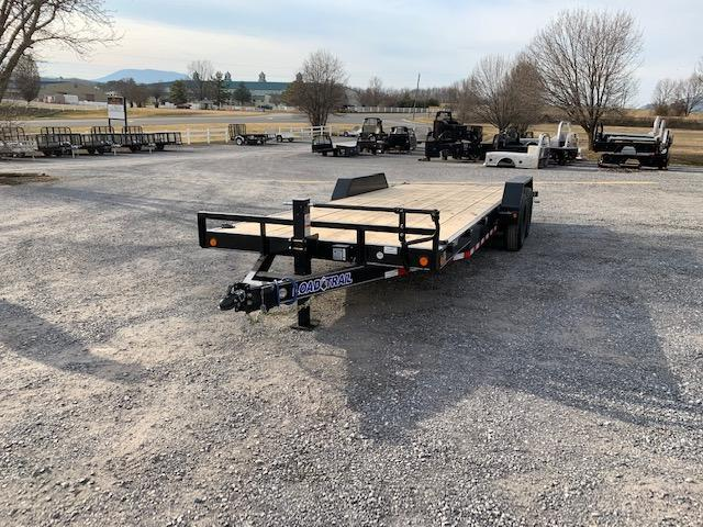 2021 Load Trail 83in x 22ft CH Car / Racing Trailer