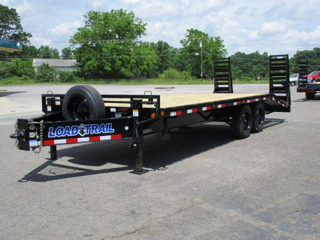 2018 Load Trail PH 102 x 22 Equipment Trailer