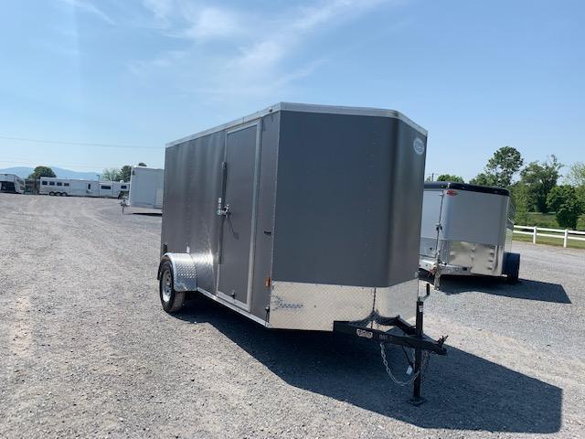 2022 Continental Cargo 6x12 SA Enclosed Cargo Trailer