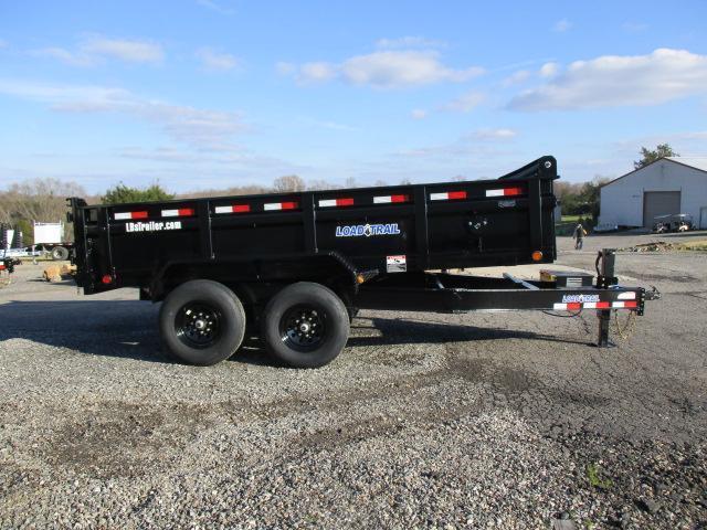 2021 Load Trail 83 x 14 TA Dump Trailer