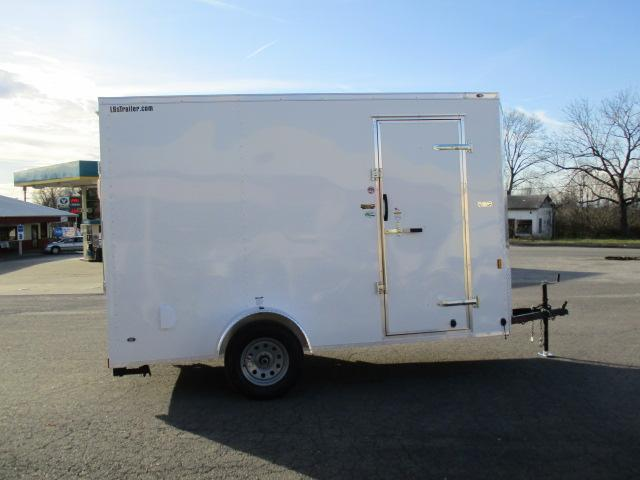 2018 Continental Cargo 6 x 12 Enclosed Trailer