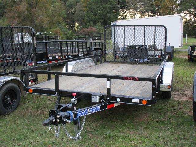 "2021 Load Trail 83 ""x 14' Tandem Axle Utility Trailer"