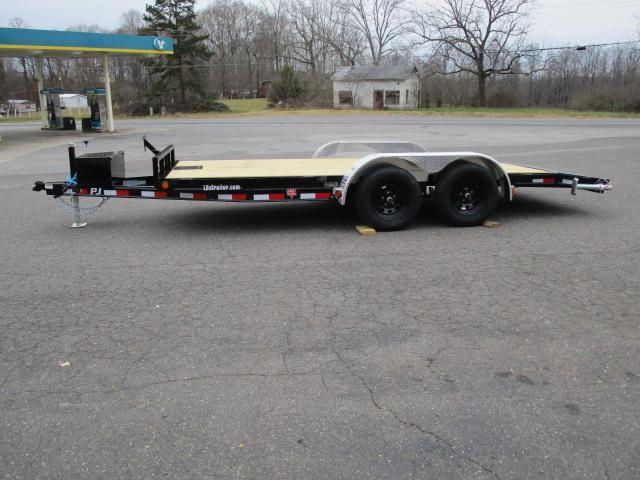 "2021 PJ Trailers 16' x 5"" Channel CH Car / Racing Trailer"