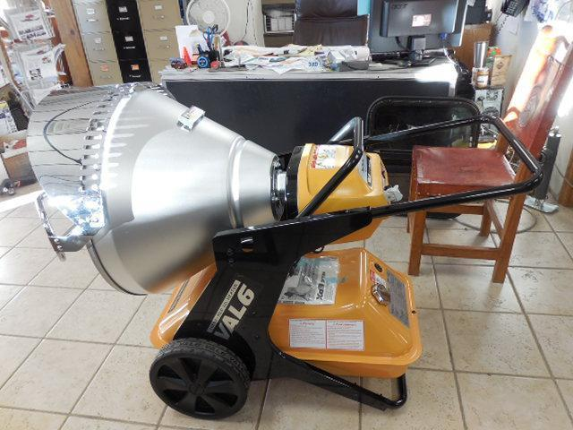2016 VAL6 EPX5 Heater