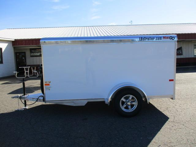 2019 Sundowner Mini Go 5' x 10' Enclosed Cargo Trailer
