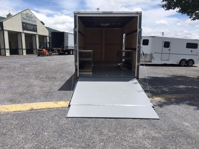 2020 Continental Cargo 8.5x16TA Enclosed Cargo Trailer