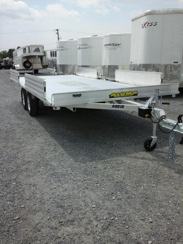 2020 Aluma A8818 Utility Trailer