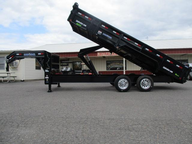 "2020 Load Trail 83 x 20 12"" I Beam HD Dump Trailer"