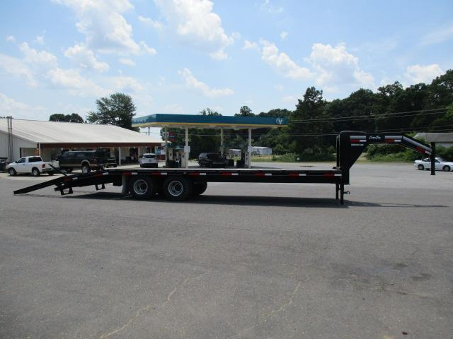 Clearance CornPro Trailers 24ft Flatbed Trailer