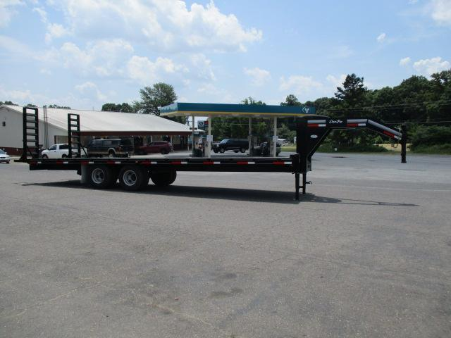 Clearance CornPro 27ft Flatbed Trailer