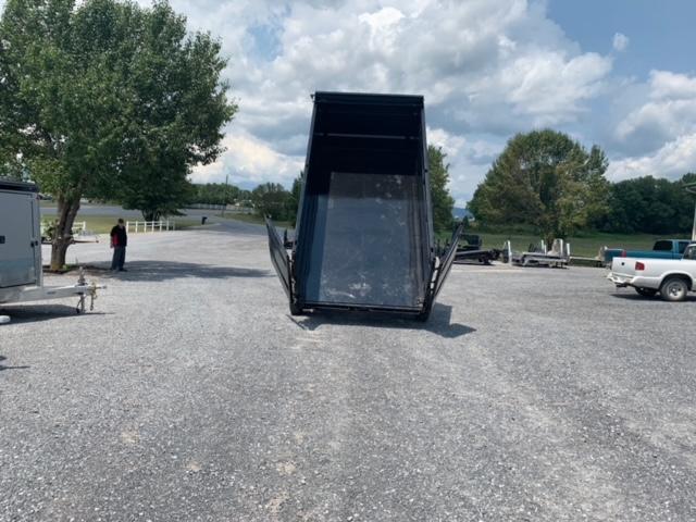 2022 Load Trail DT14 Dump Trailer