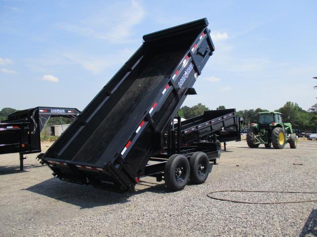 2021 Load Trail BP 83 x 16 w/24in Dump Sides Dump Trailer