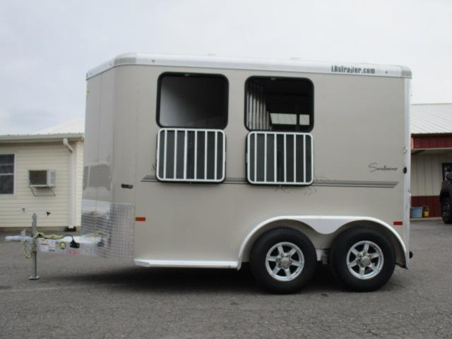 2020 Sundowner 2H Super Sport Horse Trailer