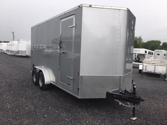 2021 Continental Cargo 7 X 16 TA Enclosed Cargo Trailer