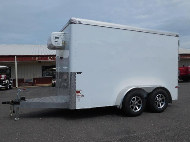 2015 Sundowner 12' Refer Trailer