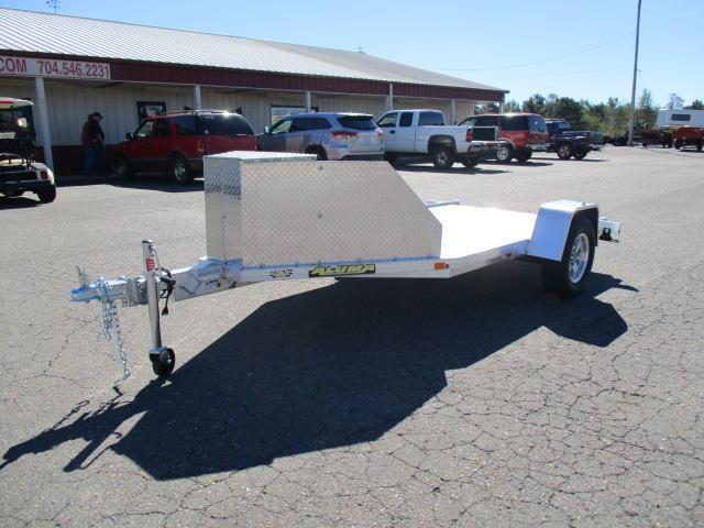 2021 Aluma TK1 Trike Trailer Motorcycle Trailer