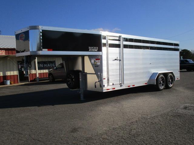 2020 Sundowner Trailers 20' Rancher XP Livestock Trailer