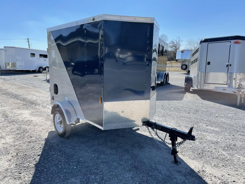 2022 Continental Cargo 4x6 SA Enclosed Cargo Trailer