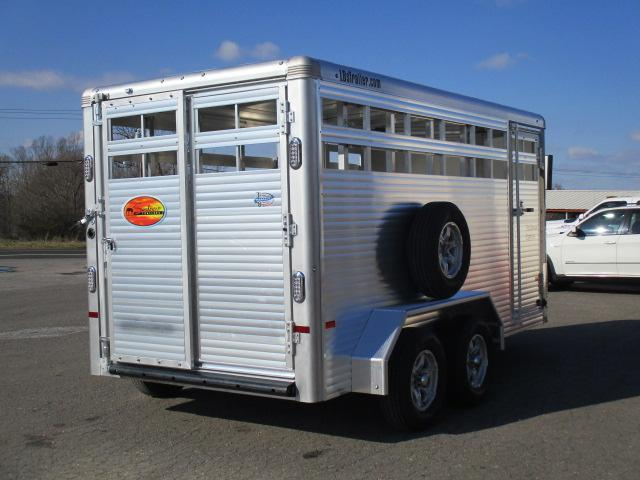 2020 Sundowner 16' Stockman XP Livestock Trailer