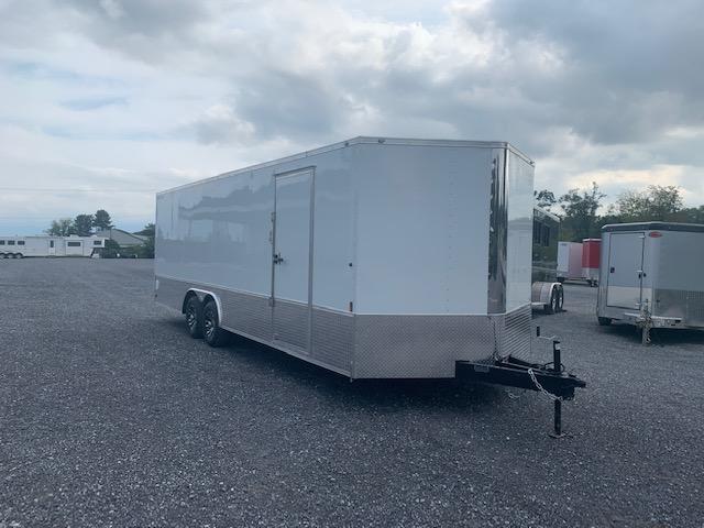 2022 Continental Cargo 8.5 x 24 TA Enclosed Cargo Trailer