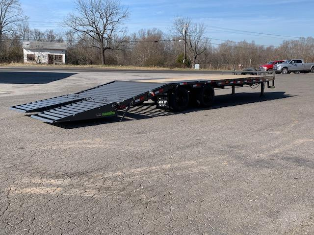 "2020 Load Trail 102"" x 25' Low Pro Equipment Trailer"