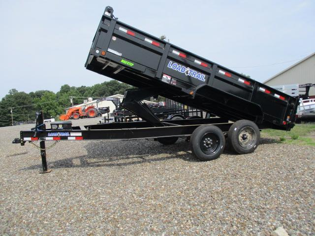 2021 Load Trail 83 x 16 - 8k Axles Dump Trailer