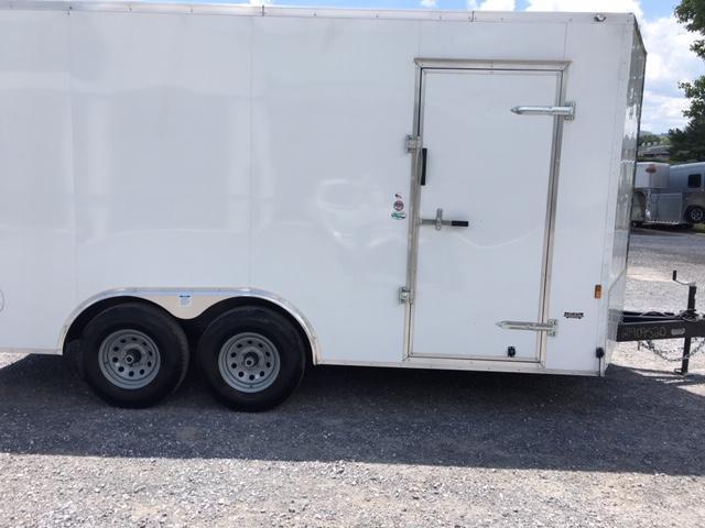 2021 Continental Cargo 8.5 X 16 TA Enclosed Cargo Trailer