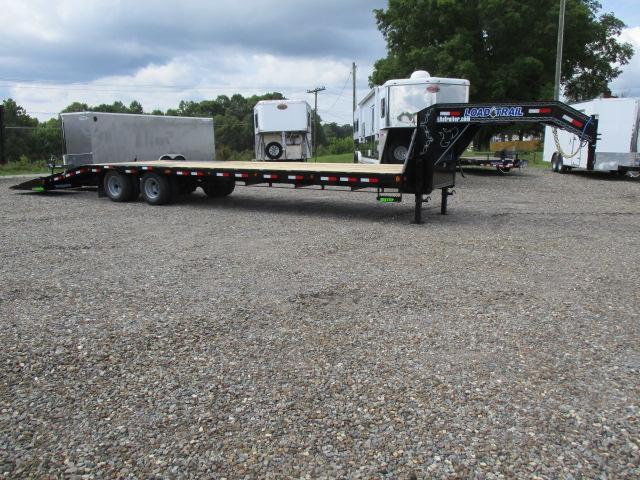 2021 Load Trail GN 102 x 32 Low Pro Equipment Trailer