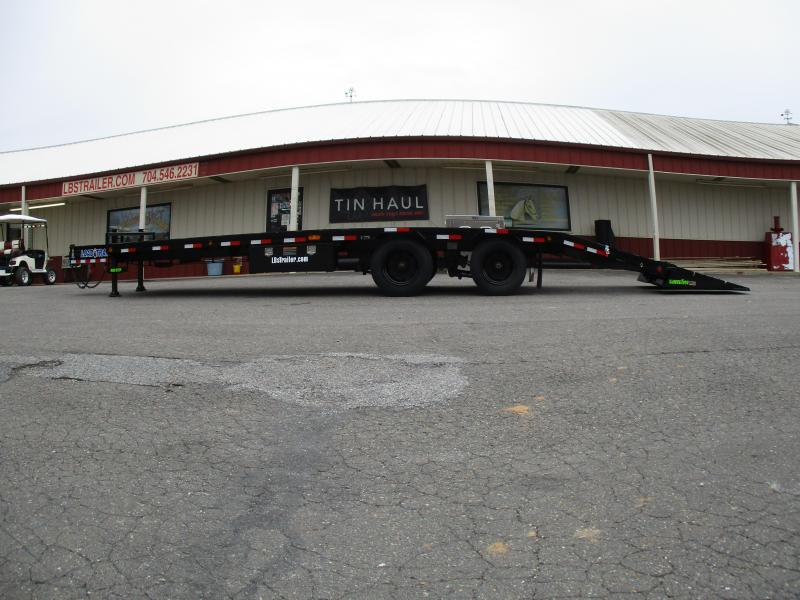 "2020 Load Trail 102"" x 28' Low Pro Equipment Trailer"