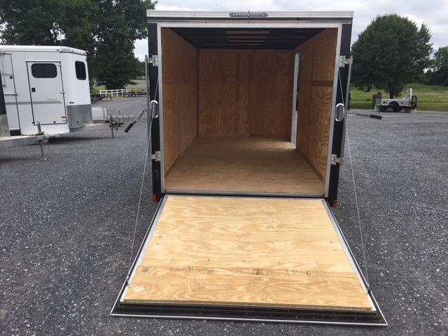 2021 Continental Cargo 7X14 TA Enclosed Cargo Trailer