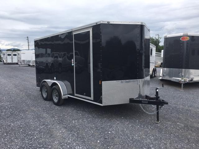 2021 Continental Cargo 7X14 TA Enclosed Cargo Trailer
