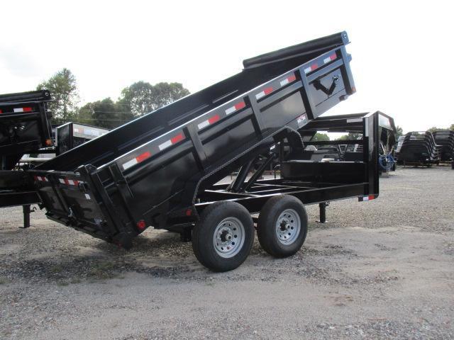2022 Load Trail GN 83 x 14 Dump Trailer