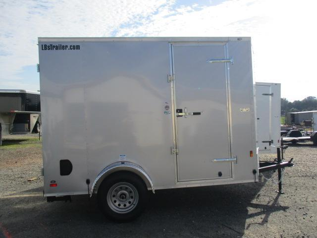 2021 Continental Cargo GANS610 Enclosed Cargo Trailer