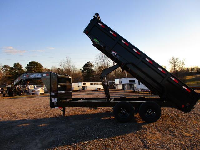 2021 Load Trail 83 x 16 GN Dump Trailer