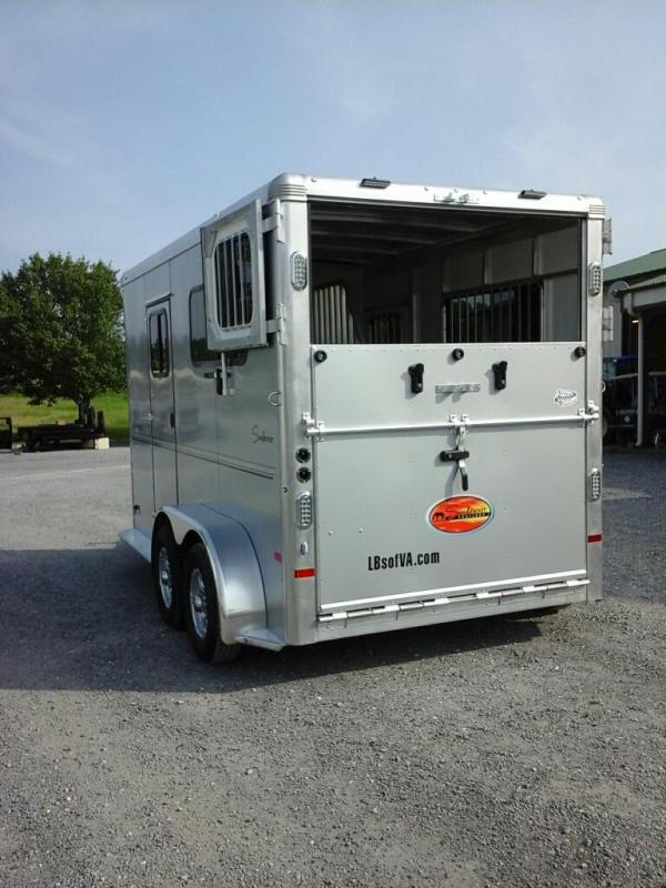2020 Sundowner Charter 2H BP TR SE Horse Trailer