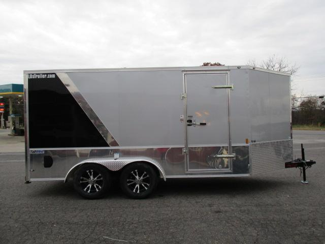 2019 Continental Cargo 7 X 14 Motorcycle Trailer