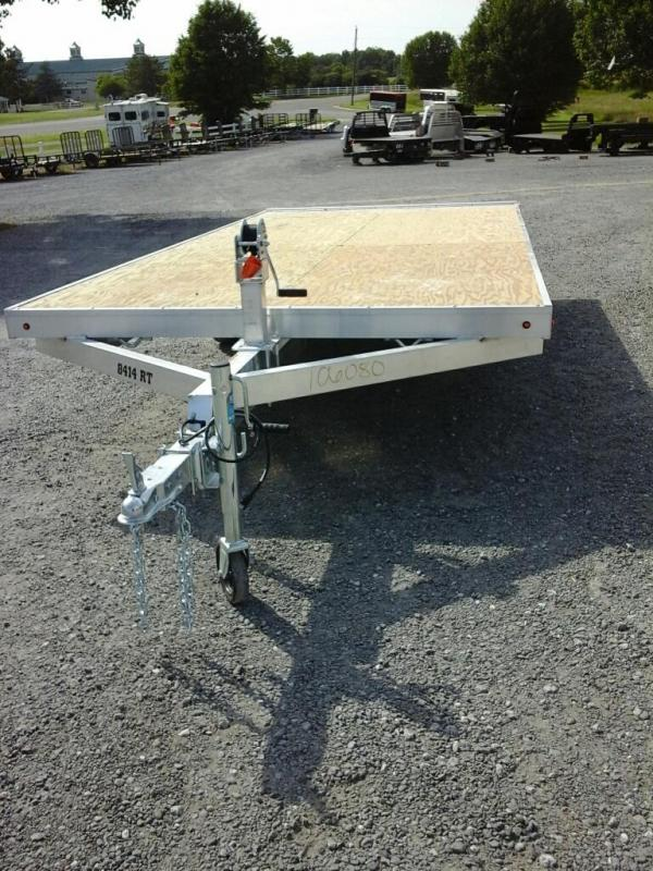 2020 Aluma 8414RT Raft Trailer